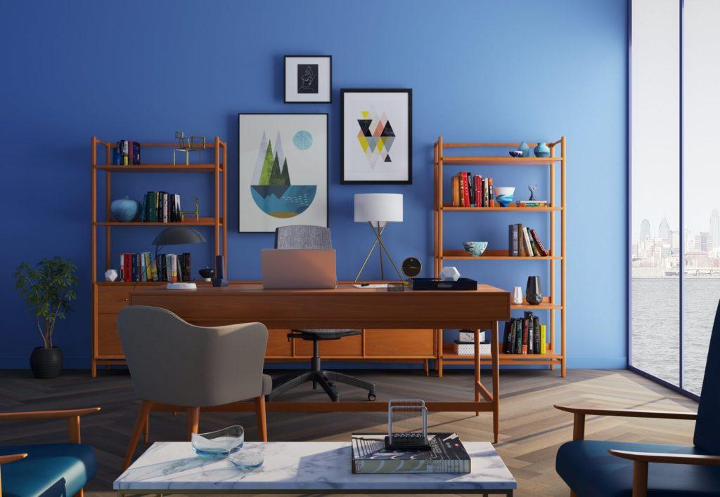 Interior design artistic
