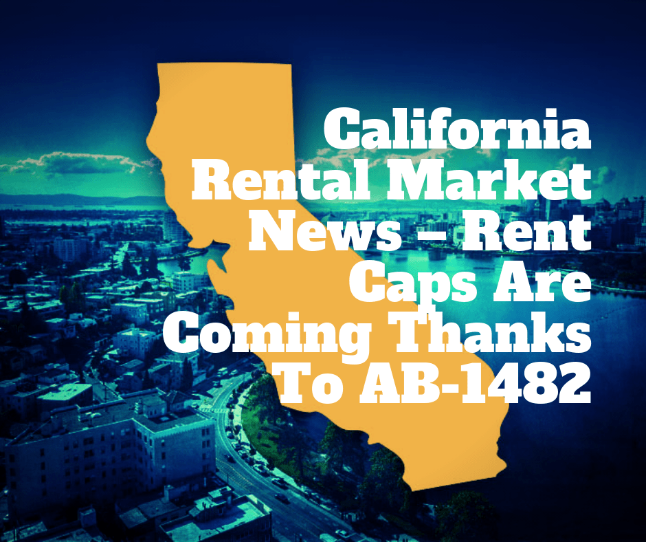 California rental market AB 1482