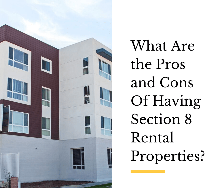 Section 8 Rental Properties