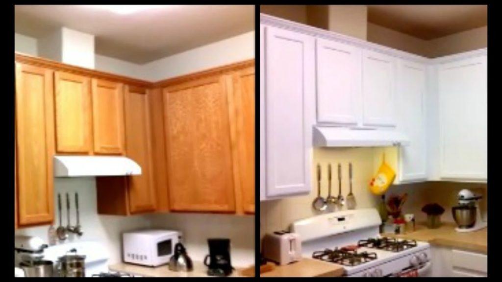 Redesign of kitchen
