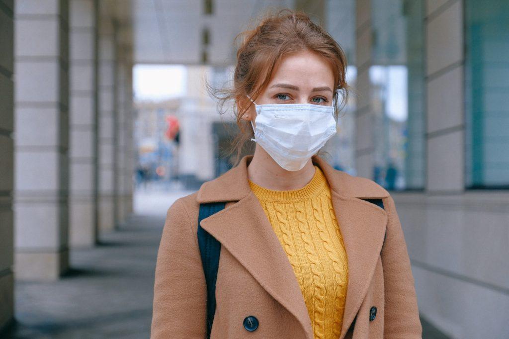 Facial Coverings, mask